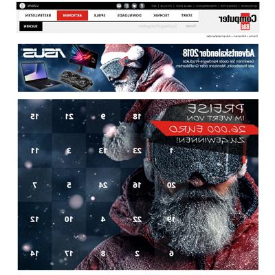 Computerbild Adventskalender