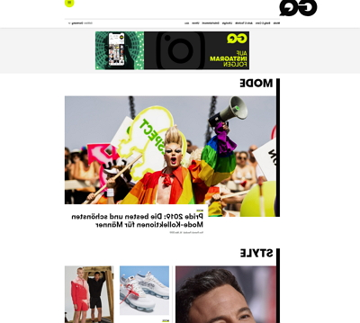 GQ Magazin adventskalender