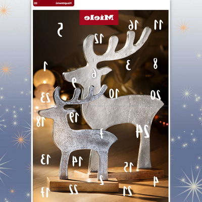 Miele adventskalender