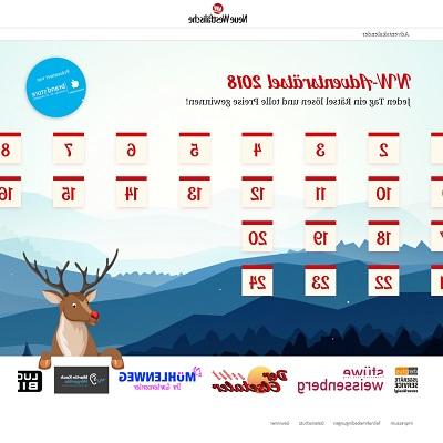 Neue Westfälische Adventskalender