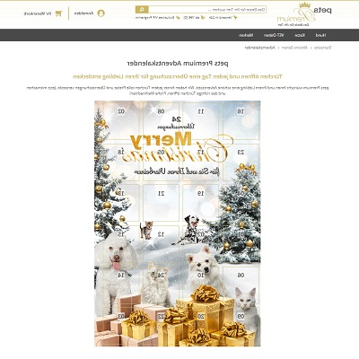 Petspremium.de Adventskalender