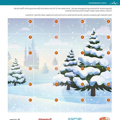 Schneehoehen.de Adventskalender
