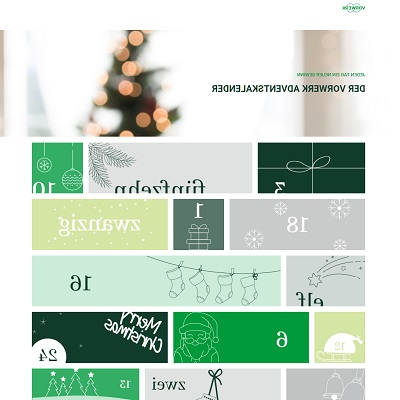 Vorwerk-Thermomix Adventskalender