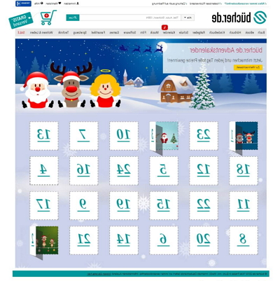 buecher.d​​e Adventskalender