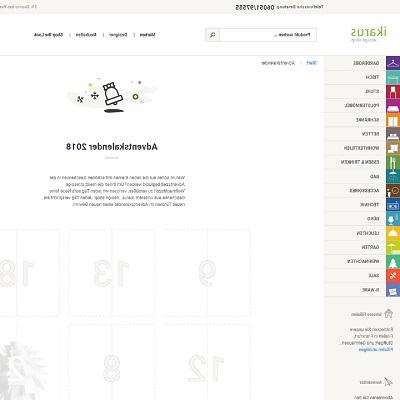 ikarus.de Adventskalender