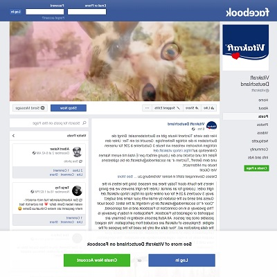 vitakraft Adventskalender Facebook