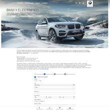 BMW Adventskalender
