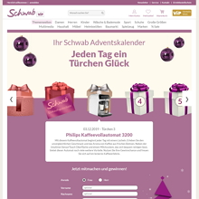 Schwab Adventskalender