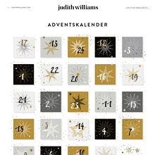 judithwilliams adventskalender