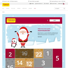 takko adventskalender