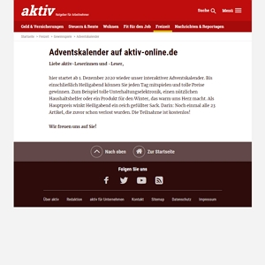 aktiv online